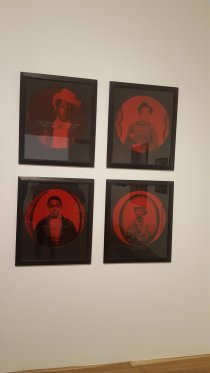 Tate Modern - Carrie Mae Weems