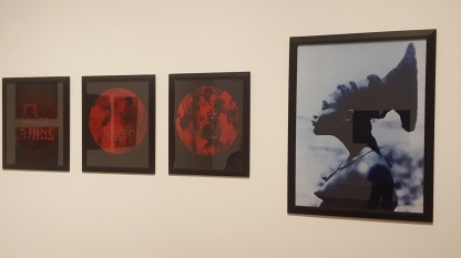 Tate modern -African section piece by Carrie Mae Weems