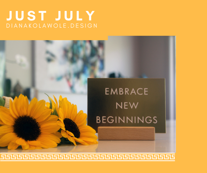 Just July