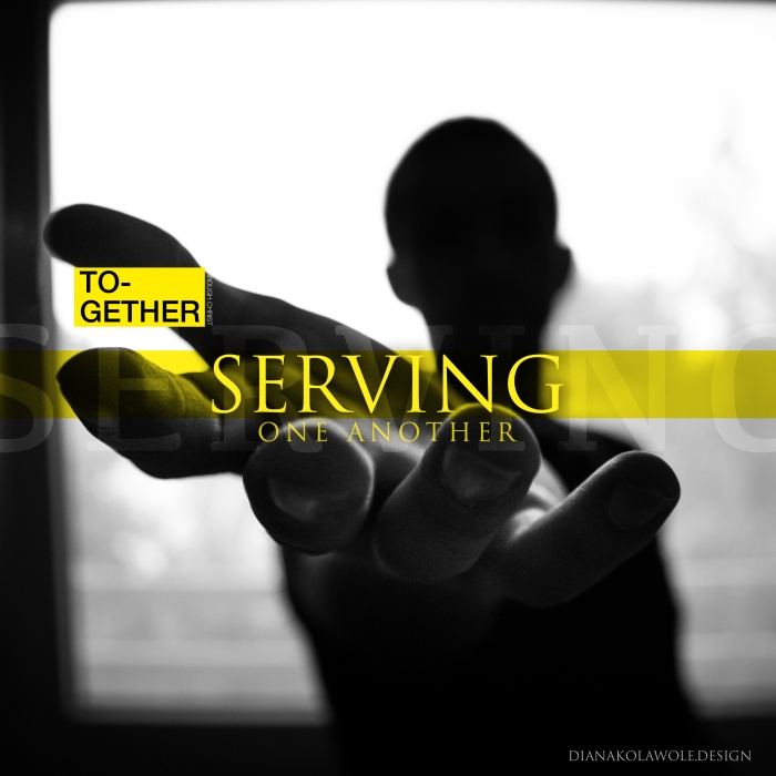 Serving one another part2