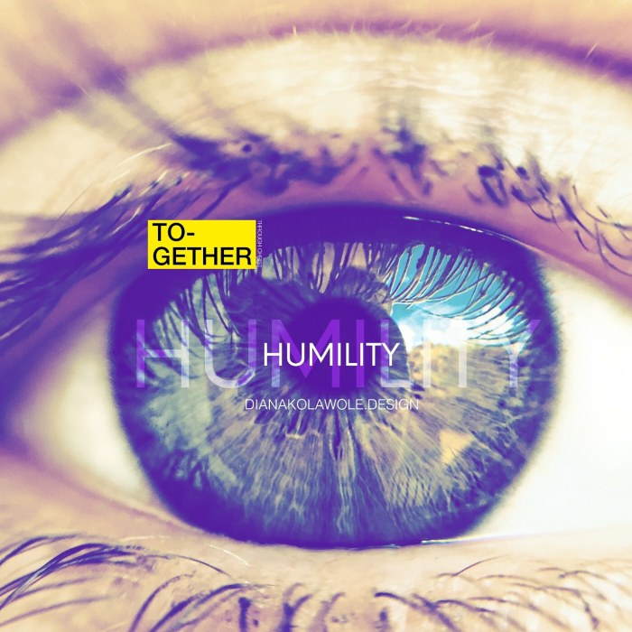 Humility part 2
