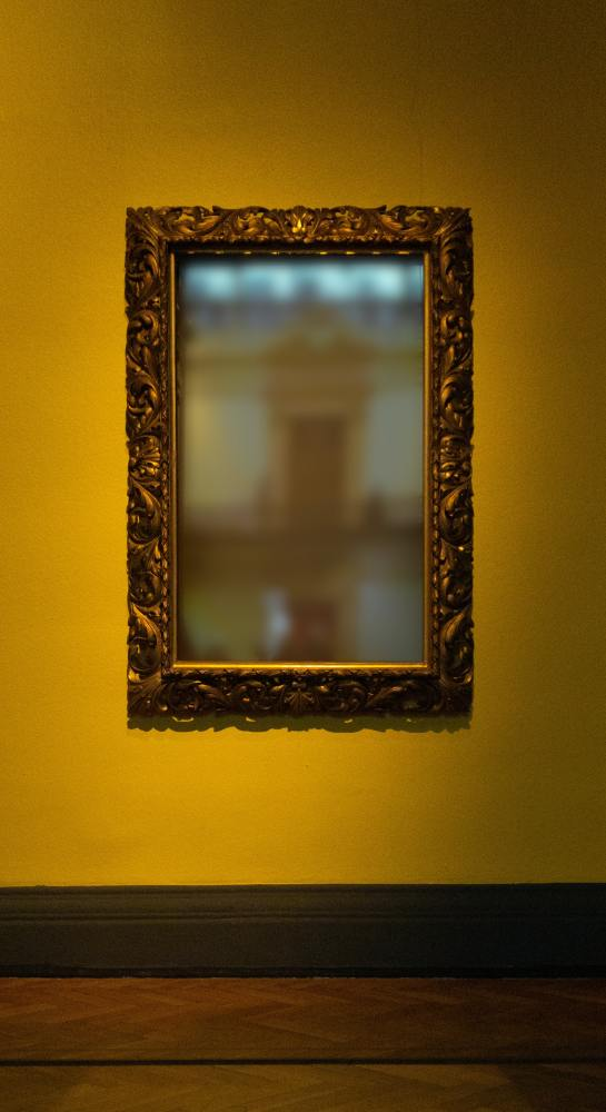 THE MAN IN THEMIRROR